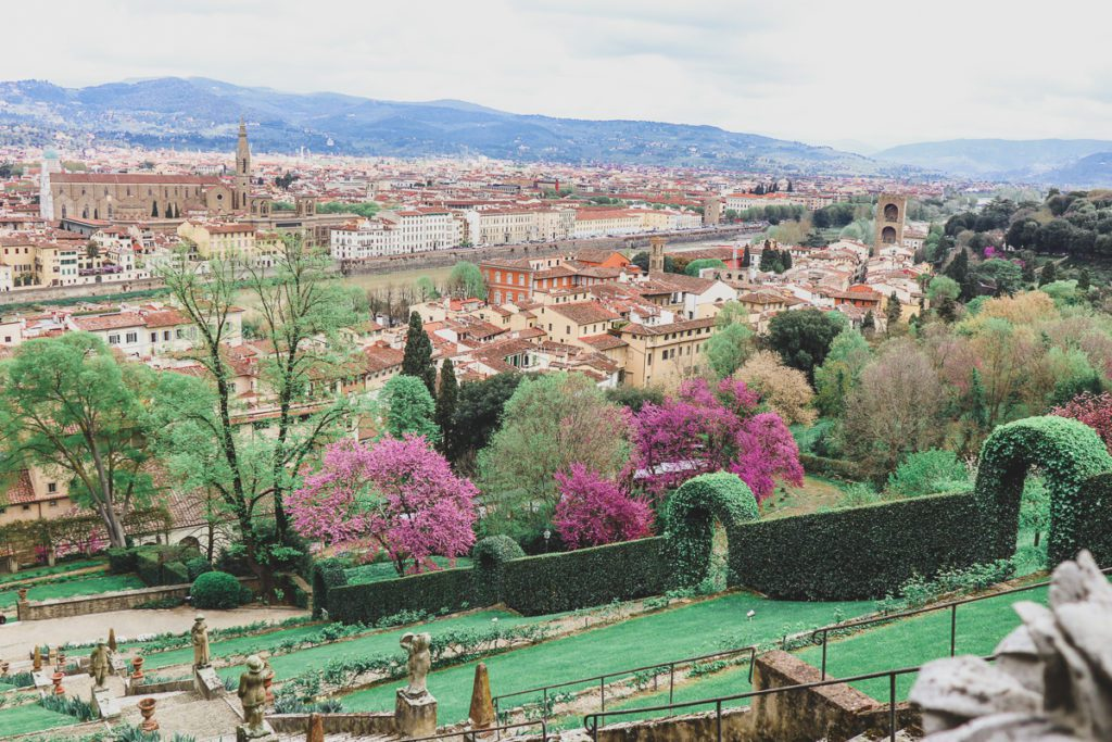 Florence best panoramic spots