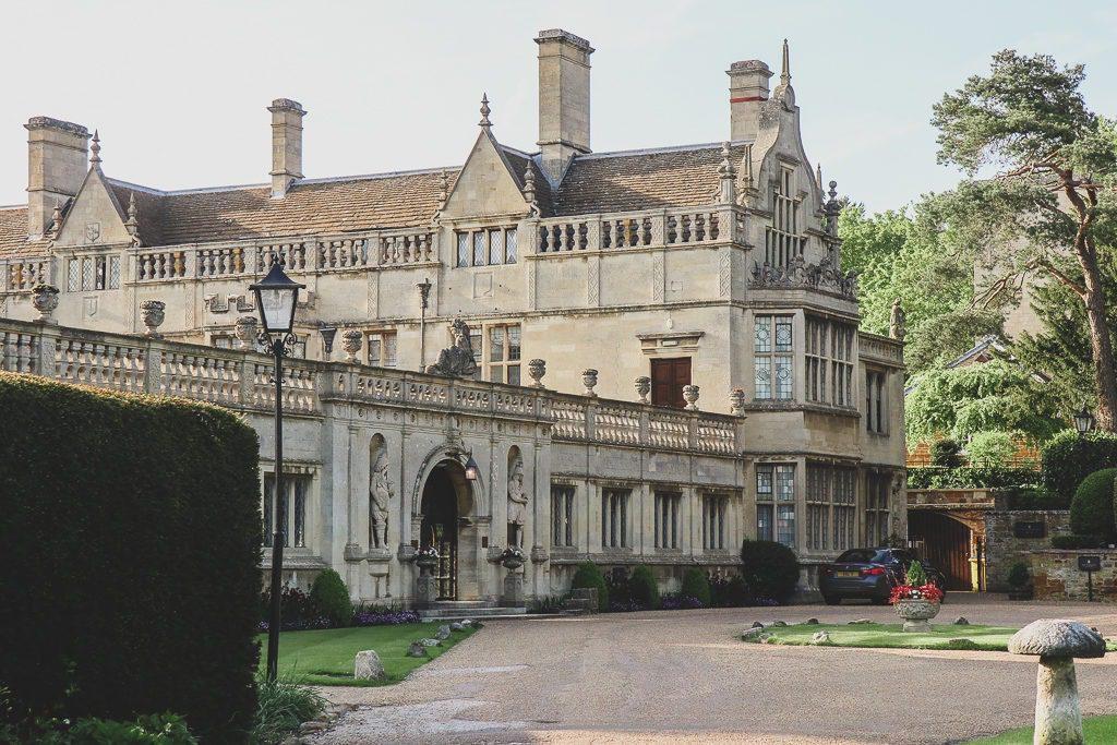 5 reasons to love Rushton Hall Hotel&Spa