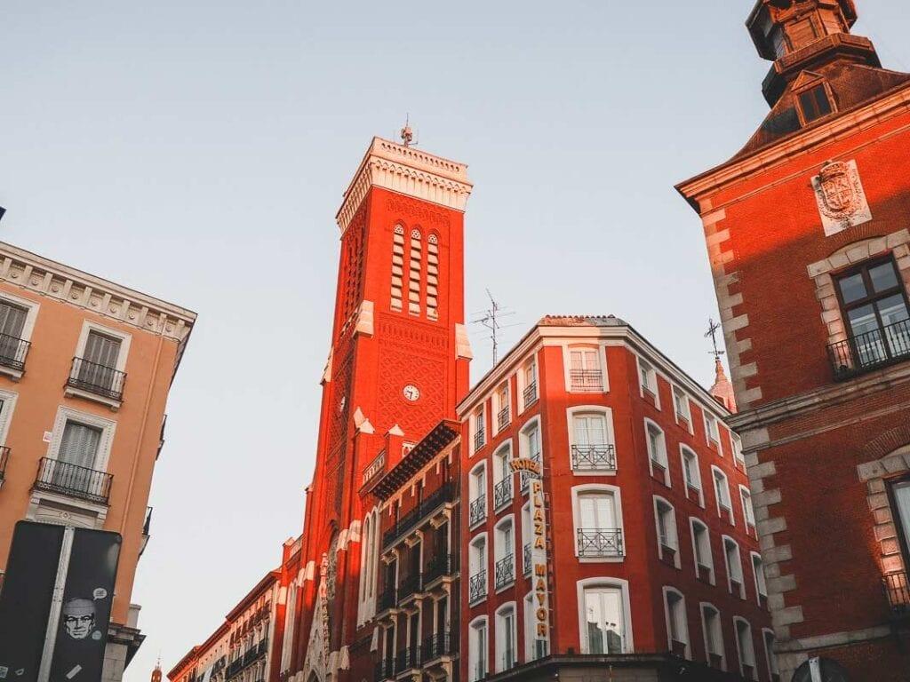 Madri top 12 locations to admire