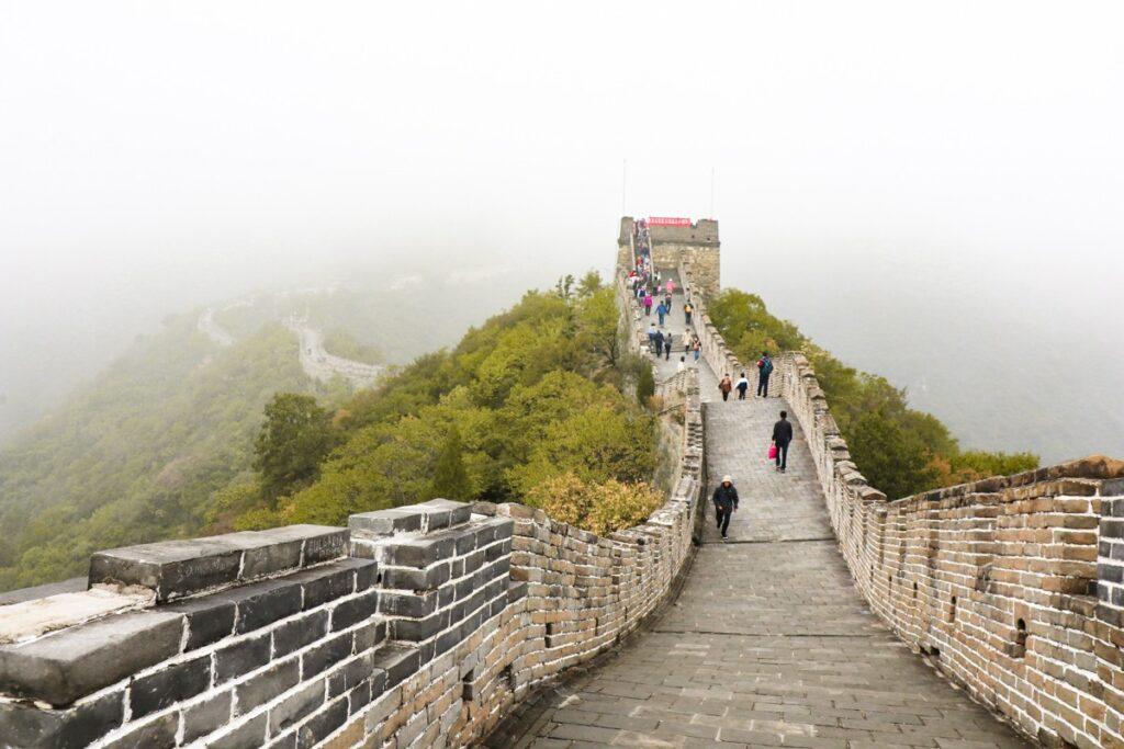 Great Wall of China purpurpurpur