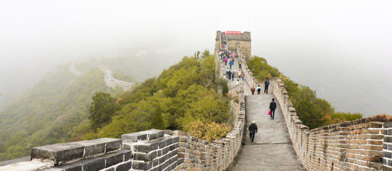 Great Wall of China purpurpurpur