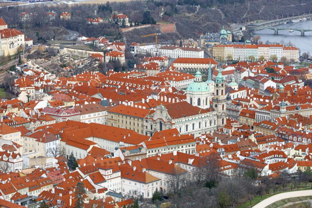 Prague observational points purpurpurpur