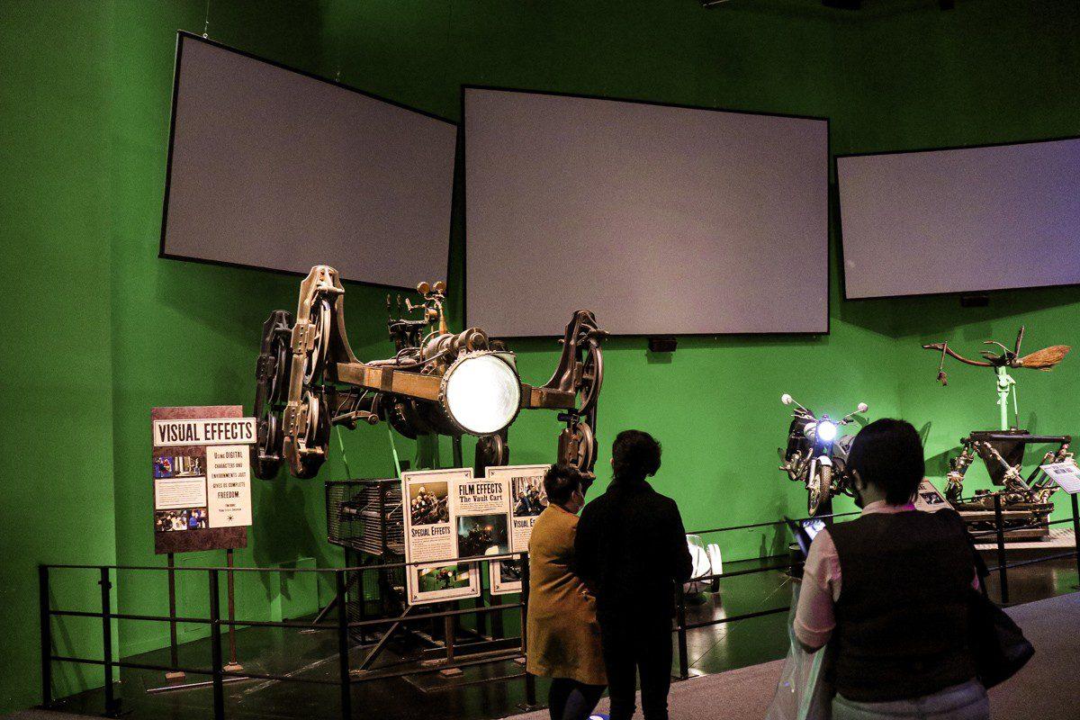 Warner Bros Studio Harry Potter purpurpurpur