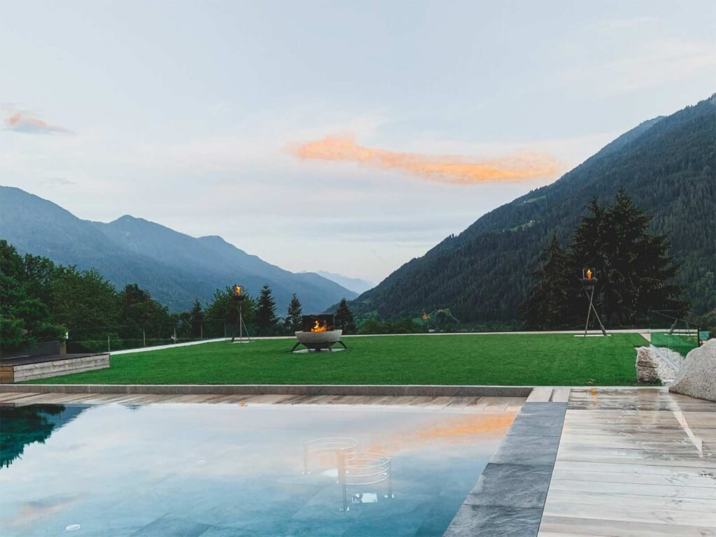 Dolomites experience wild and luxurious